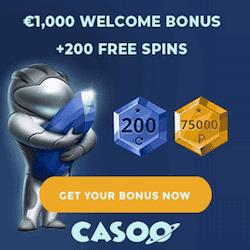 Casoo Casino banner 6