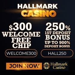 Hallmark Casino free banner