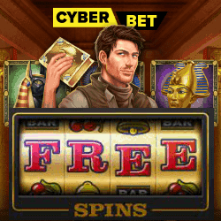 CyberBet Casino icon bonus