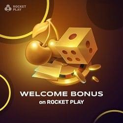 RocketPlay Casino New Player Offer