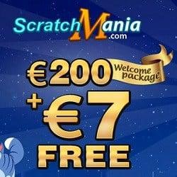 Get €7 free bonus no deposit required