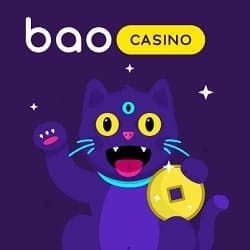 Bao Casino Bitcoin 100 free spins and 100% bonus on first deposit