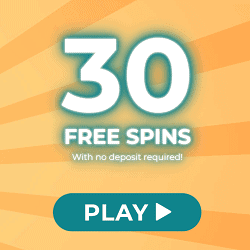 30 exclusive free spins NDB