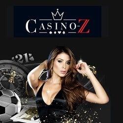 Casino-Z.com logo banner