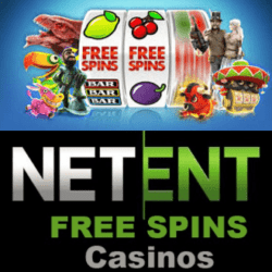 All Netent Casino Free Spins and Bonuses