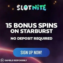 15 free spins no deposit required
