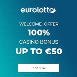 Eurolotto Casino banner