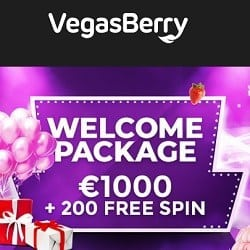 Vegas Berry Casino