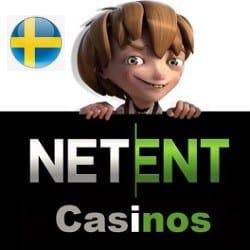 NetEnt Casino Sweden
