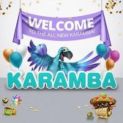 Karamba.dk Casino 100 Gratis Spins + 100% Free Bonus
