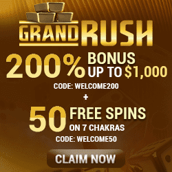 100 free spins + $1,000 exclusive promotion
