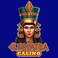 Cleopatra Casino banner