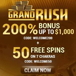 50 free spins on Zodiac
