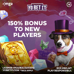 150% bonus for new players