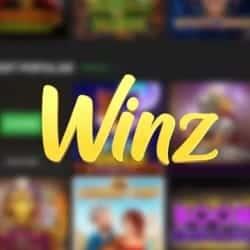 Winz Casino banner bonus 250x250