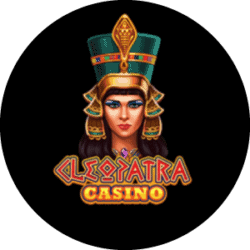 Cleopatra Casino banner logo new