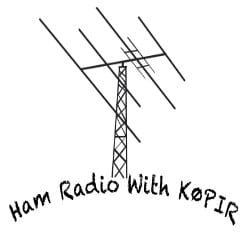 Ham radio with K0PIR