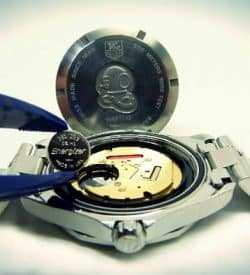 Japan's Watches Battery Replacement