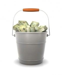 κουβάς-χρήματα-στοίχημα