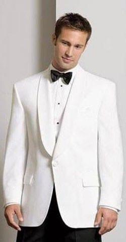 Tuxedo Grey Shawl Lapel Slim Microfiber One Button Tuxedos