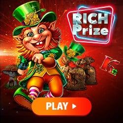 Rich Prize Casino no deposit bonuses