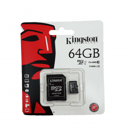 Kingston Micro SD-Kaart 64GB