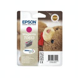 Epson T0613 (magenta) cartridge