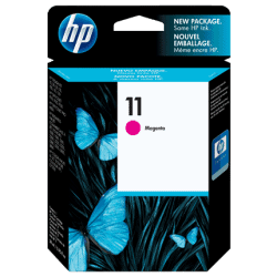 HP 11 magenta cartridge