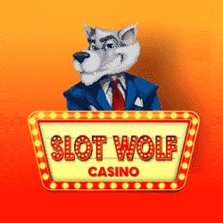 Slotwolf Casino banner