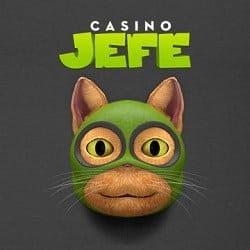 Casino JEFE - 11 free spins no registration - no deposit bonus