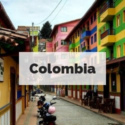 Travel in Columbia