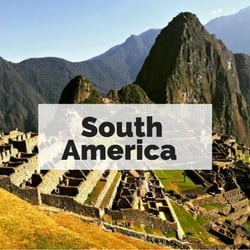 Travel in South America