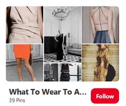 Pinterest Niche Board Example