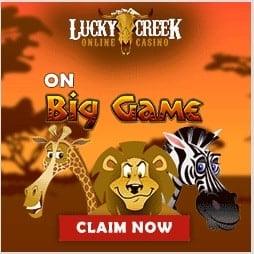 Lucky Creek Casino 20 Free No Deposit Bonus Code Us Ca Eu Au