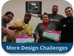 More Design Challenges Team Building