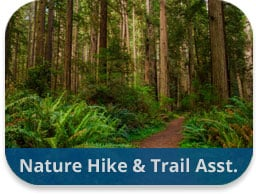 Nature Hike and Trail Assistance Team Building