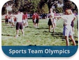 Sports Team Olympics Team Building
