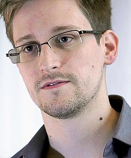 Edward Joseph Snowden, American activist, Computer professional who leaked classified information from the National Security Agency (NSA)