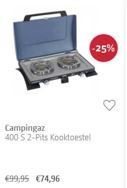 kampeeraanbiedingen KAMPEERTIPS  Veel kampeervoordeel in april 2018