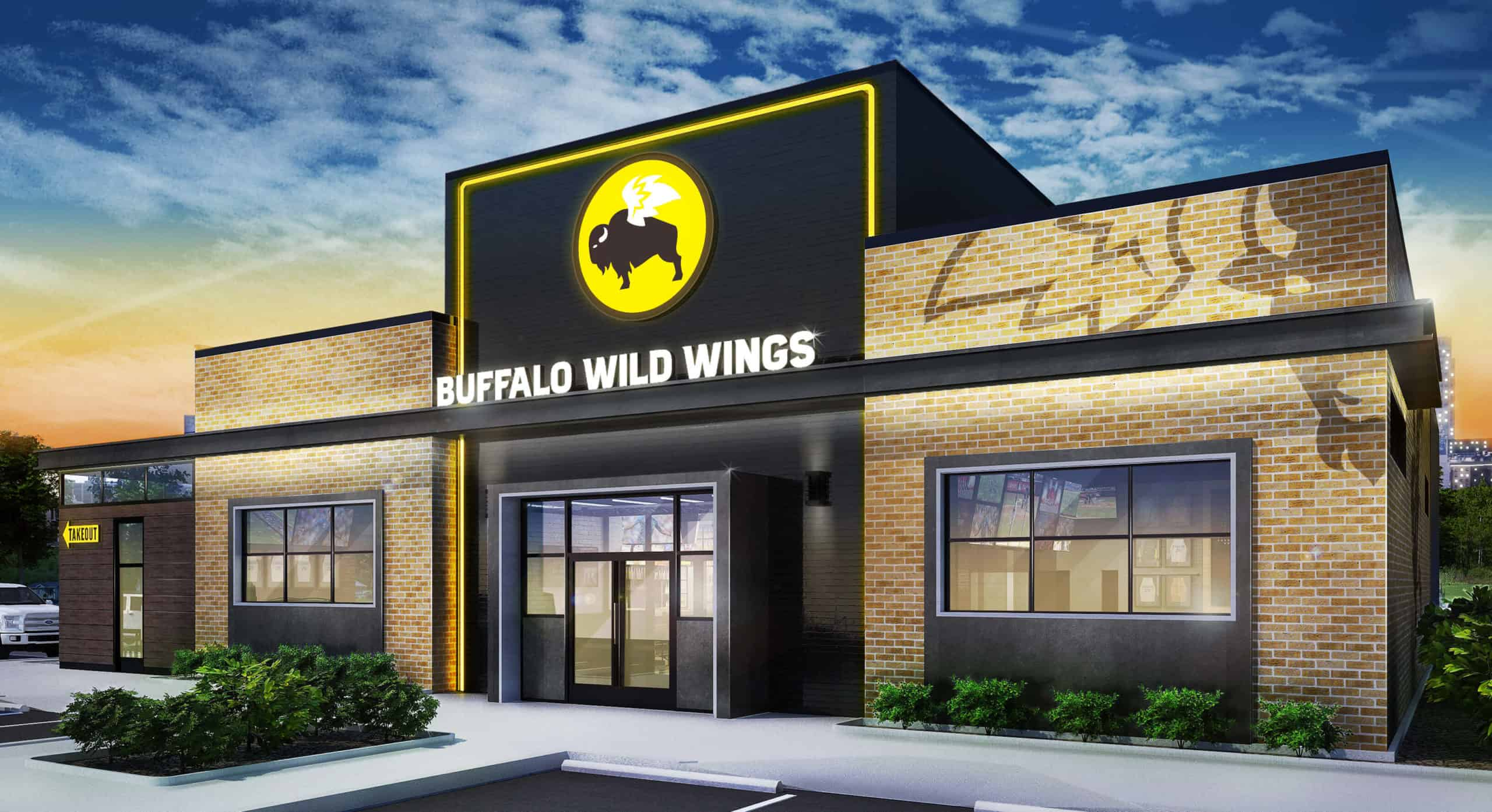 Buffalo Wild Wings customer loyalty program