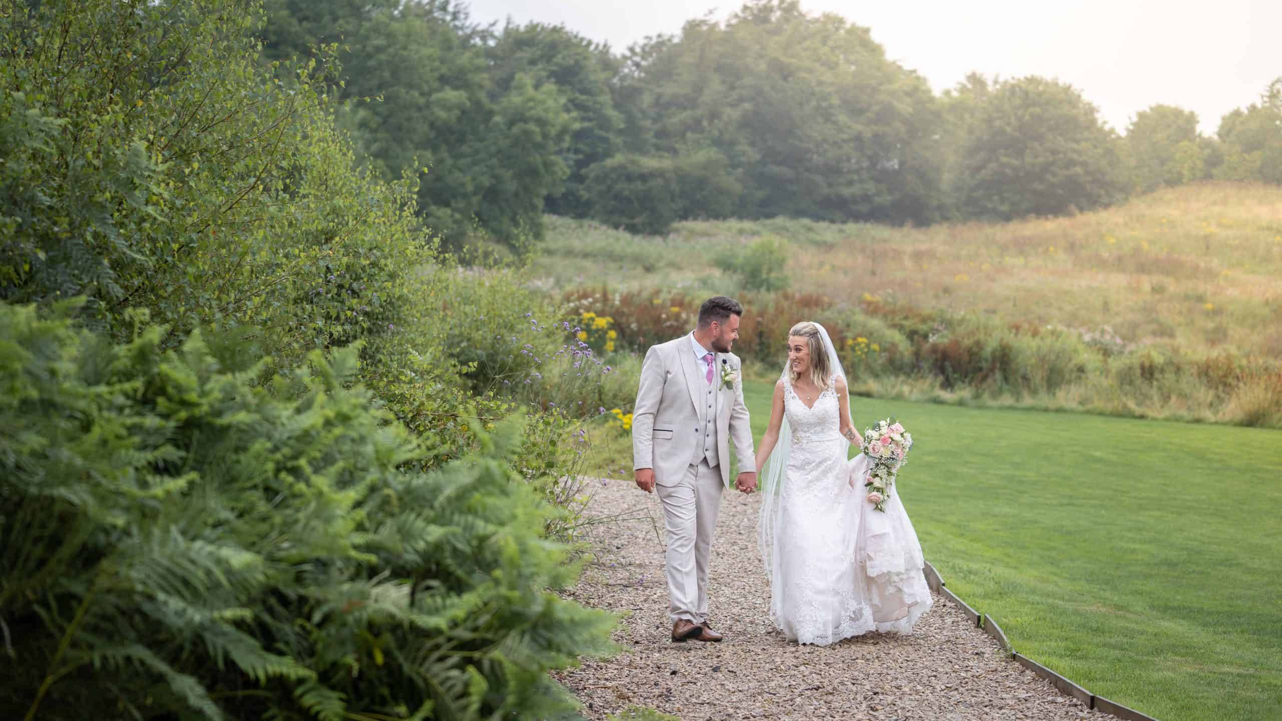 Weddings at South Causey Inn by Teardrop Photography
