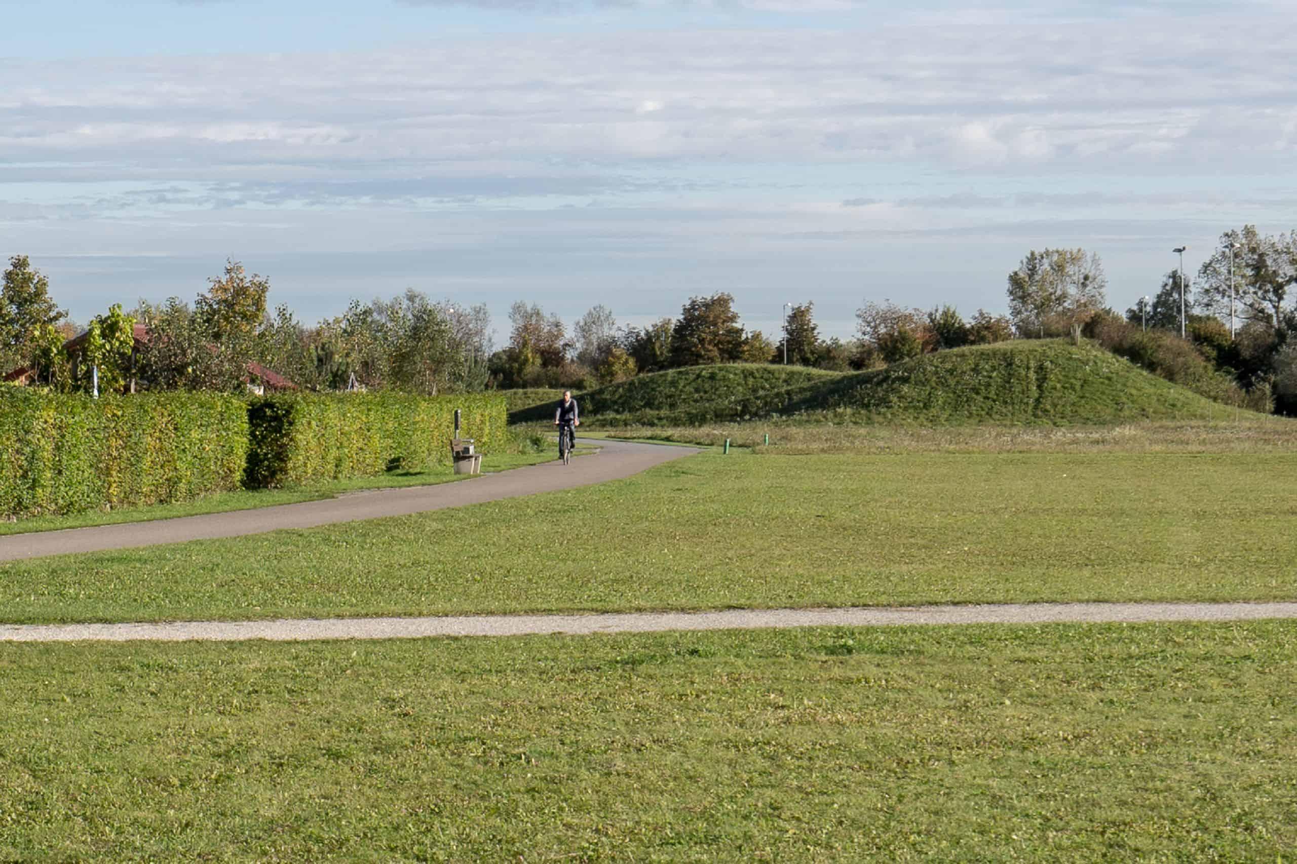 Bild: Blick in die Weite, Foto: ver.de landschaftsarchitektur