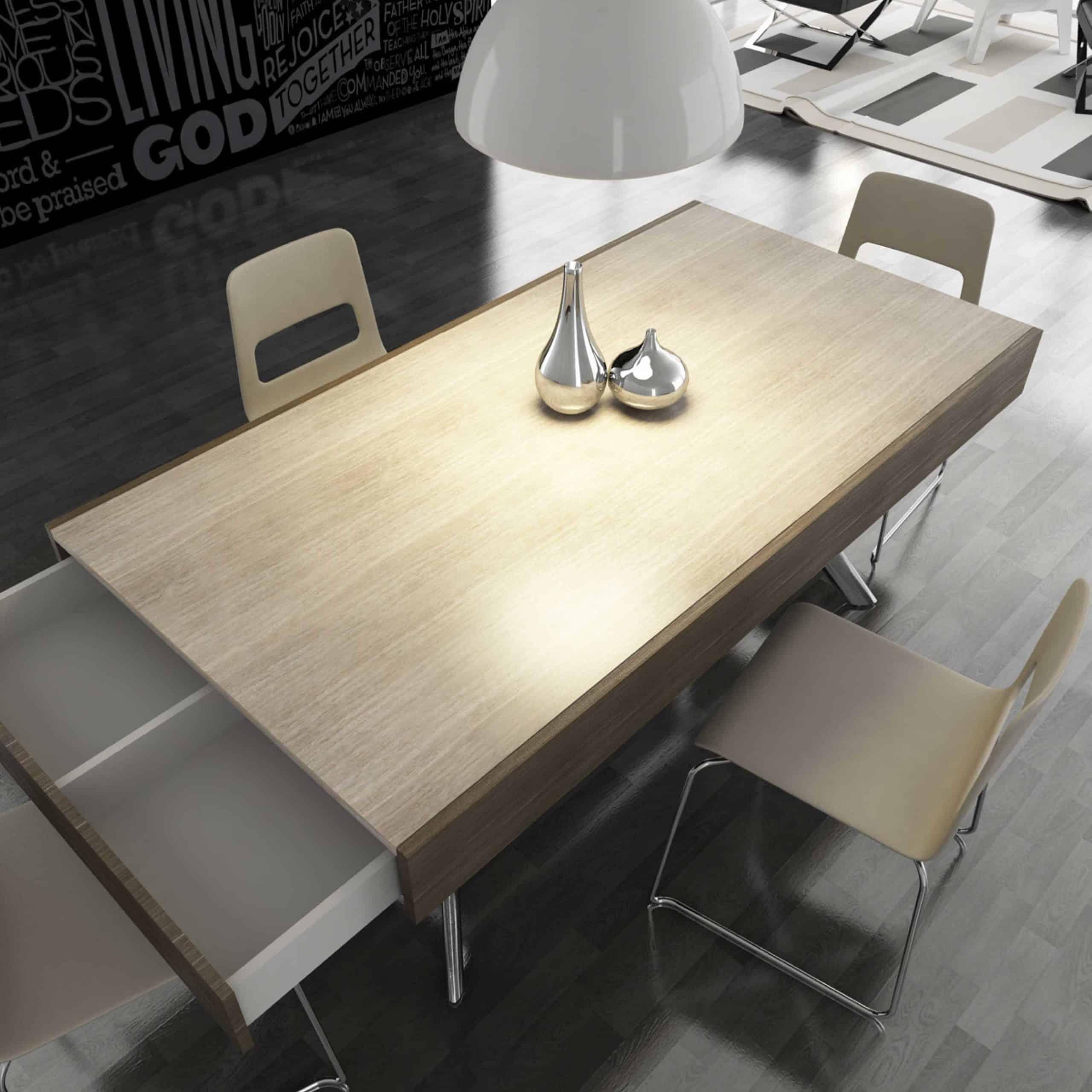 Studio tavolo in 3D