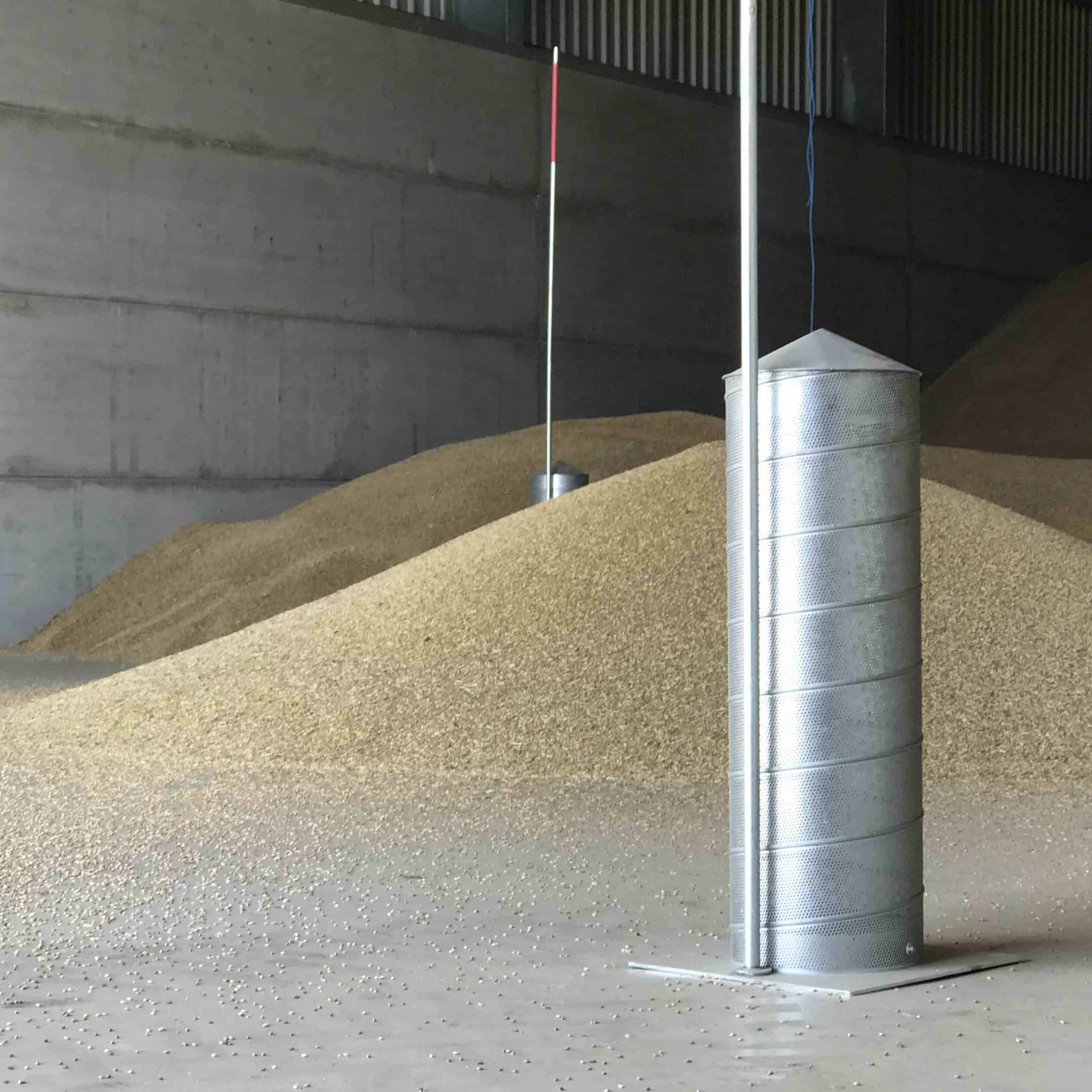 FloorVent under floor ventilation system offers grain store versatility