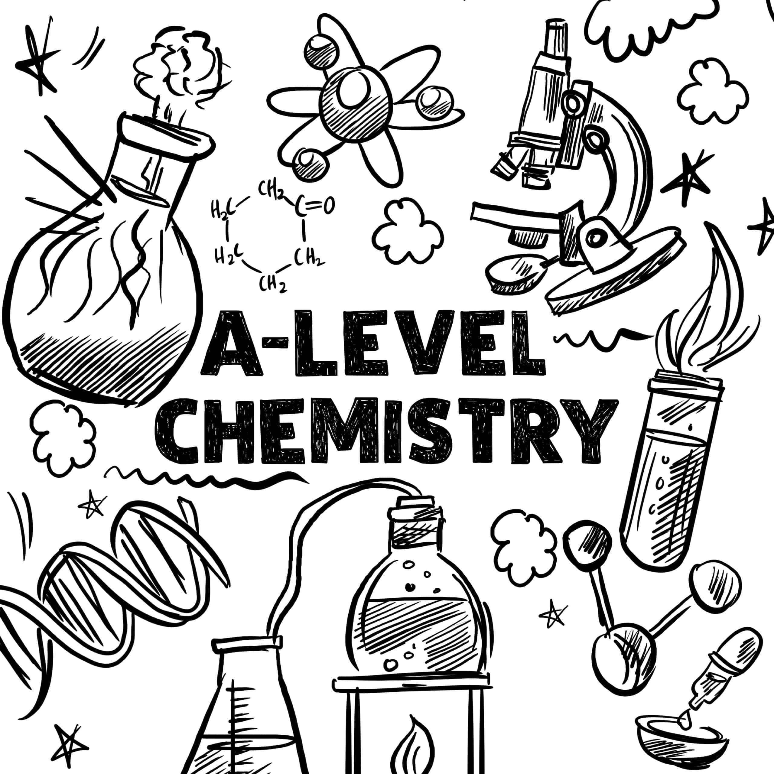 A-level chemistry for cambridge International