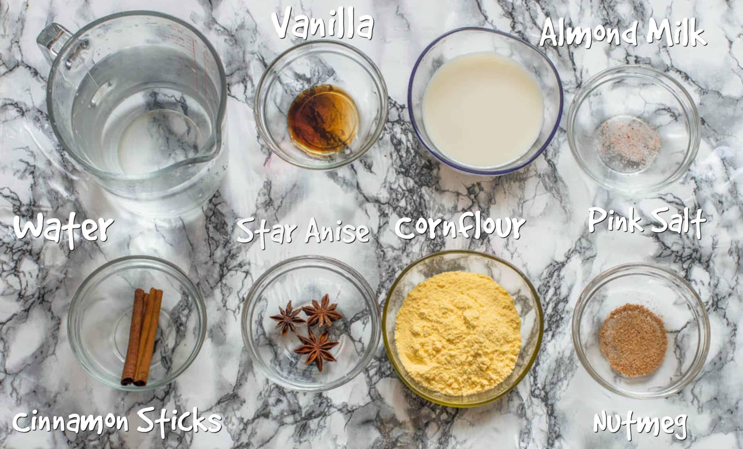ingredients for akasan