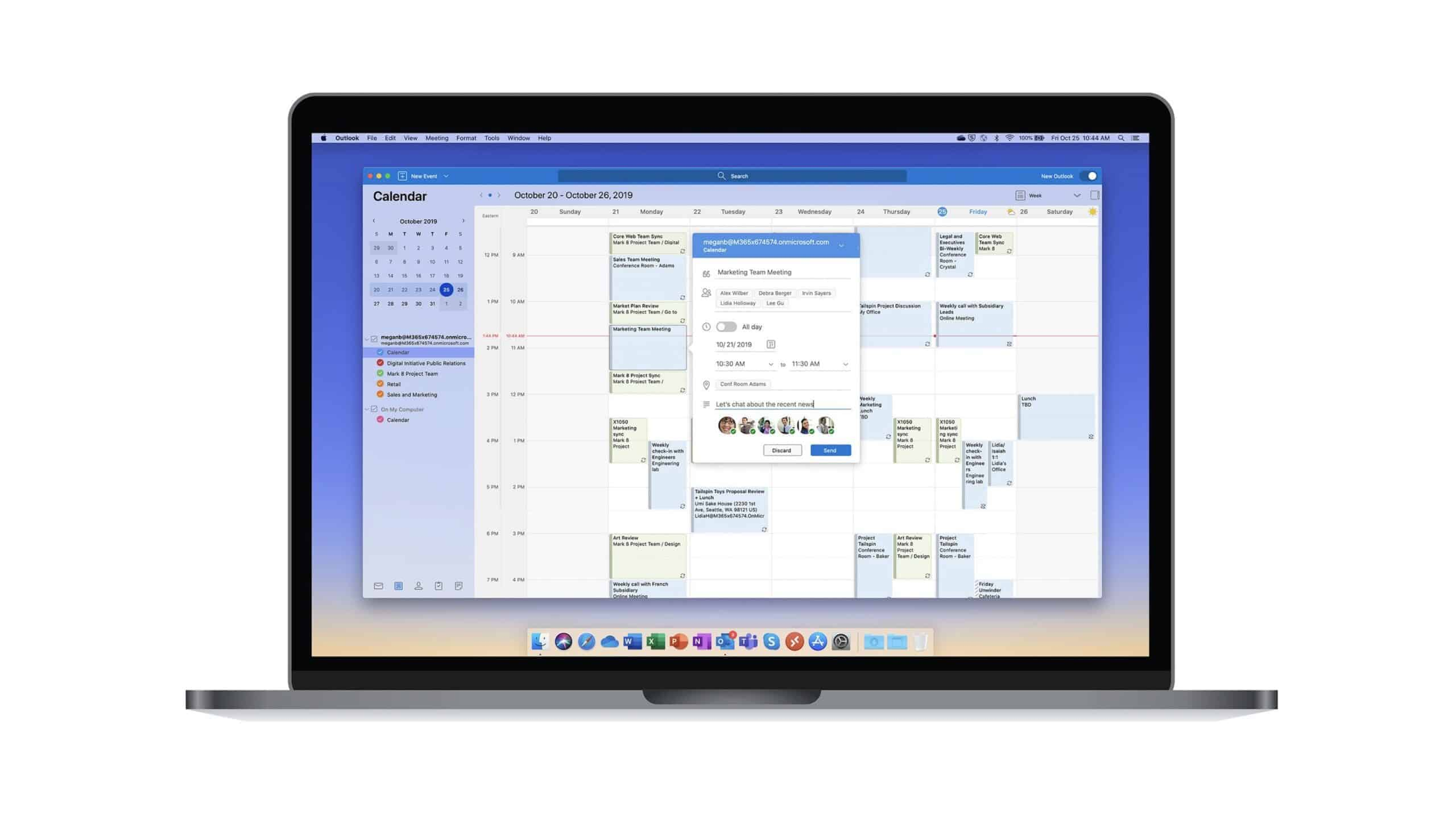 Outlook-trên-macOS