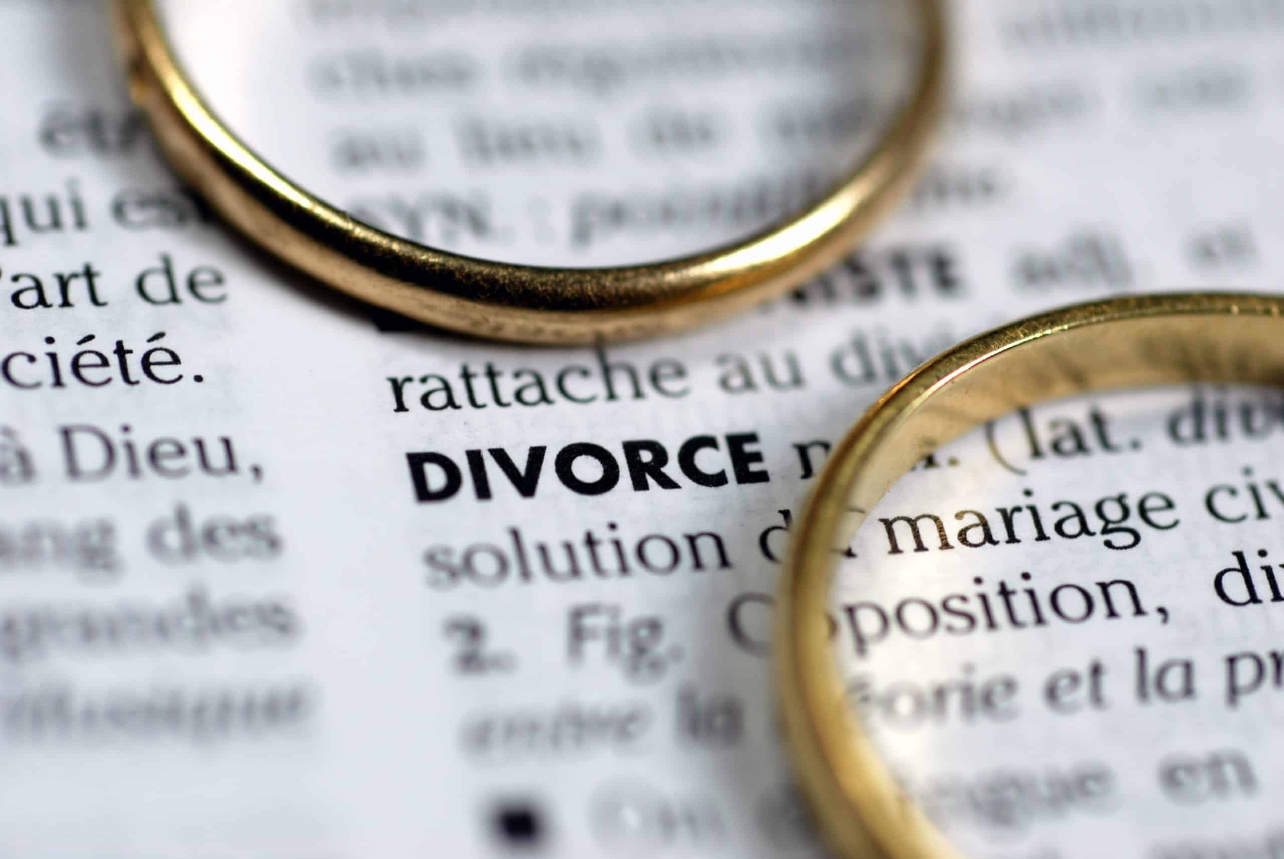severing the financial ties of the marriage