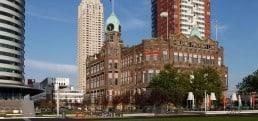Hotel New York, Kop van Zuid