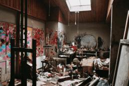 Francis Bacon studio Dublin